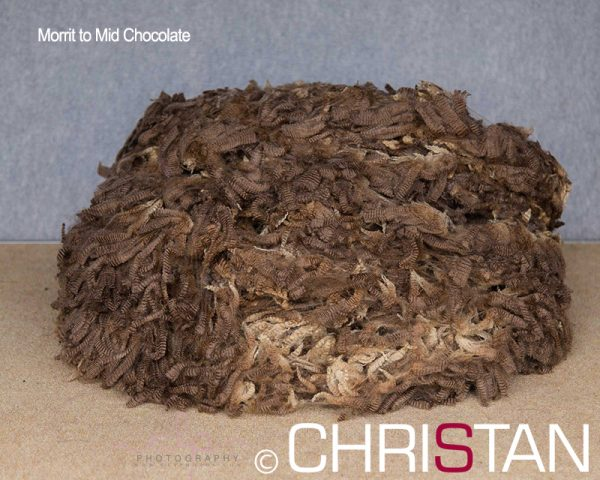 Christan-Farm-Corriedale-12-Morrit--Mid-Chocolate-110mm