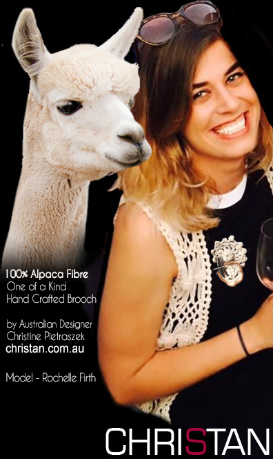 Alpaca Bling Rochelle Firth