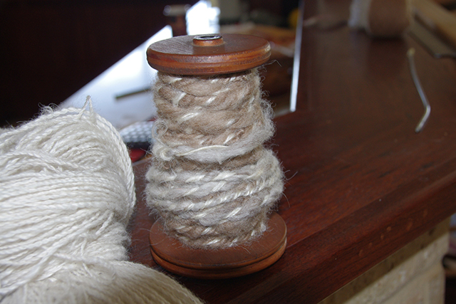 Spinning your own Yarn