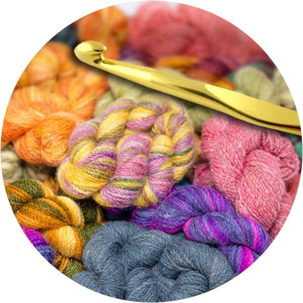 Beginning-Crochet Class