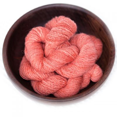 Coral Blush Yarn