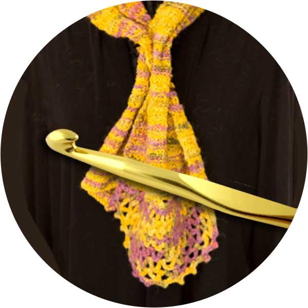 Intermediate-Crochet Class