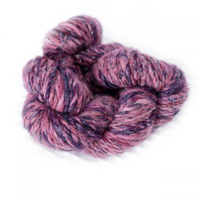 Lavender Sparkles Yarn