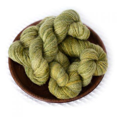 Olive Gold Yarn