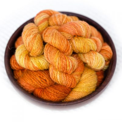 Orange Bliss Yarn