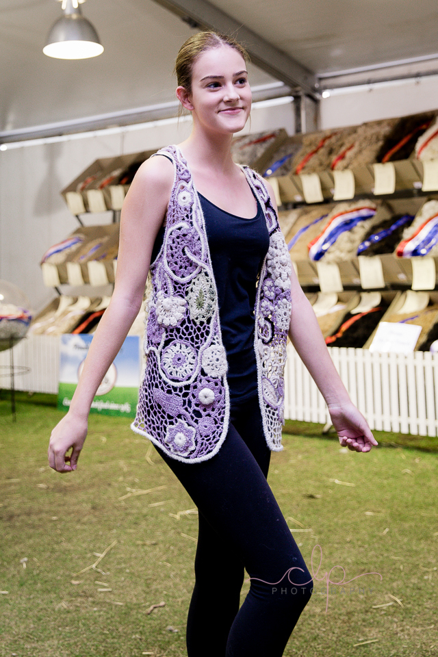 The Vine Bolero From The Autumn Alpaca Fashion Show